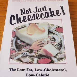 Other - Not Just Cheesecake Cookbook